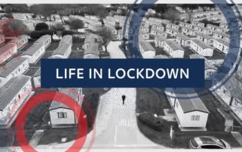 The lockdown is upon us!
