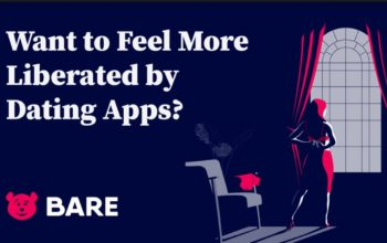 BARE: Open-Minded Dating App